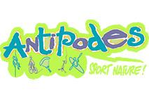 Logo antipodes sport nature